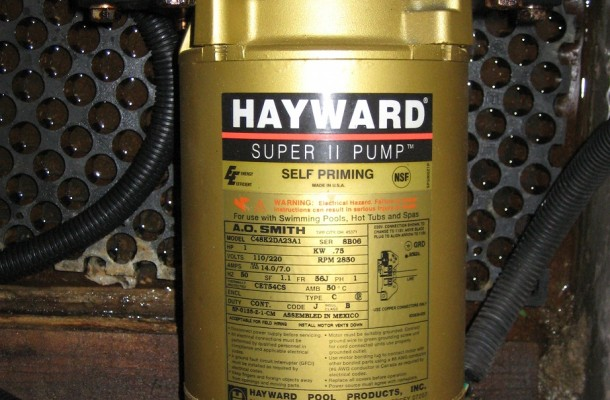 Hayward Pump