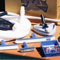 Pool Parts, Equipments & Chemicals